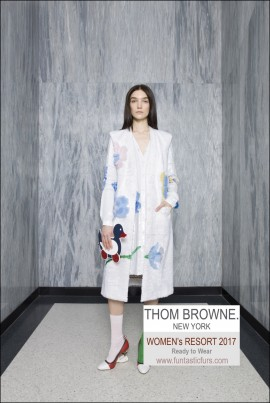 Thom Browne Women Resort 2017 Ready-To-Wear3