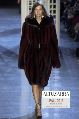 Altuzarra Fall 2016 Ready-To-Wear1