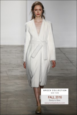Brock Collection Fall 2016 Ready-To-Wear1