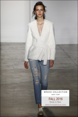 Brock Collection Fall 2016 Ready-To-Wear2