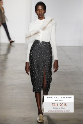 Brock Collection Fall 2016 Ready-To-Wear3