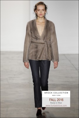 Brock Collection Fall 2016 Ready-To-Wear4