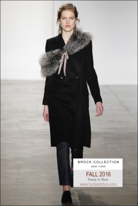 Brock Collection Fall 2016 Ready-To-Wear6