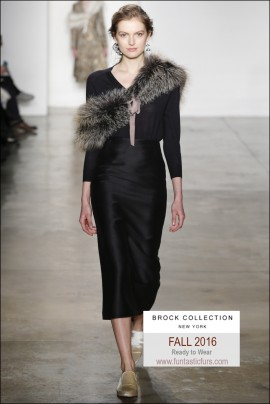 Brock Collection Fall 2016 Ready-To-Wear7